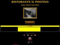 Ristorante Pizzeria il Postino a Pistoia- Benvenuti - Welcome