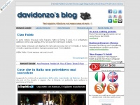 davidonzo's blog :)