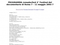 romadocfest.it