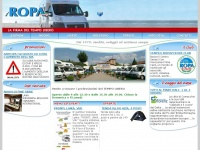 ropa.it camper center
