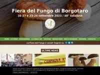 Sagra del Fungo di Borgotaro | fiera delle produzioni tipiche