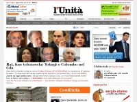 unita.it politica foto italia non news