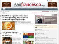 Sanfrancescopatronoditalia.it - San Francesco - Rivista della Basilica di San Francesco di Assisi