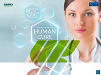 Homepage Sapio Life
