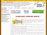 scaricacanzonigratis.it