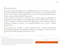 Scuolaholden.it - Studiare Cinema, Scrittura, Serialità e Story Design alla Holden