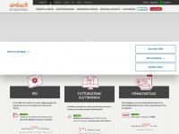 pec.it aruba webmail pec firma posta