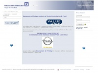Portale Deutsche Credit Card