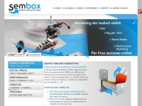 Sembox.it - Sembox: agenzia leader nel search e performance marketing.