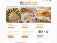 Ricette di cucina-Il Blog con ricette e foto semplice e veloce