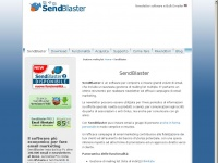 sendblaster.it newsletter mailing list invio