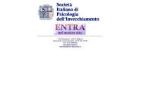 Società Italiana Psicologia Invecchiamento