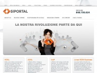 SIPORTAL: Internet Wireless e in Fibra, Centralino virtuale, Telefonia