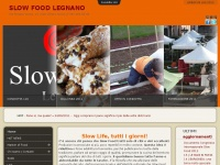 slowfoodlegnano.it slow food condotta