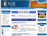 SNAMI Molise-Homepage