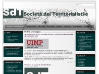 Società dei territorialisti/e ONLUS – Territorio bene comune