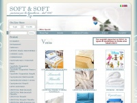 softandsoft.it trapunte piumoni trapunta biancheria