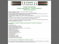 sollevamento lamiere - Strops S.r.l. Sollevamento & Ancoraggio