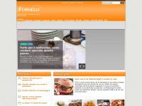 SoloFornelli.it - Ricette di cucina facili e veloci - Blog sulla cucina, ricette semplici e veloci da preparare, con informazioni sulla salute e molteplici consigli per inventare piatti riutilizzando cibo avanzato