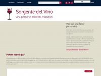 sorgentedelvino.it biologica naturali naturale
