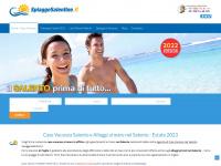 spiaggesalentine.it case affitto vacanza vacanze