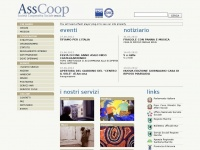 AssCoop - Comunità Terapeutica Psichiatrica, Asili Nido, Case di Riposo