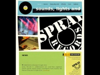 Sprayrecords.it - sounds, lights and other