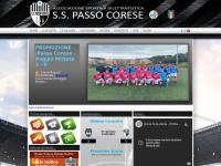S.S. PASSO CORESE - PALIO DELLA SABINA