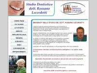 studiodentisticolecordetti.it