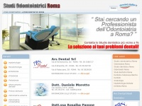 studidentisticiroma.it studi dentistici odontoiatrici dental