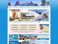 VACANZE in MONTAGNA - Hotel, Appartamenti, chalet e ville, baite, centri sciistici - Settimane bianche