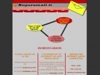 Superemail.it - SuperEmaiL Servizi per Internet: E-Mail e Internet Gratis!