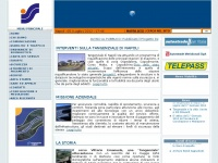 Tangenziale di Napoli SpA Home Page