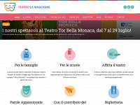 Teatro le Maschere - il teatro per tutti i bambini, i ragazzi e le famiglie di Roma