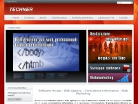 techner.it software agency roma house