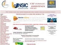 CAF PATRONATO ASSICURAZIONI CENTRO MULTISERVIZI UNSIC VIBO VALENTIA