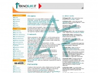 Teknosurf.it advertising and content provider