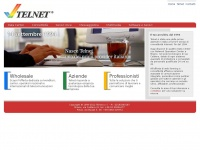 telnet.it data center provider telecomunicazioni cdn