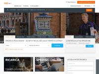 tnt.it corriere espresso spedizione spedizioni clienti consegna nazionali internazionali