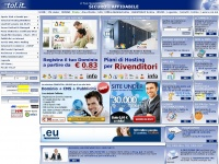 tol.it hosting registrazione domini dedicati server dominio housing registrare