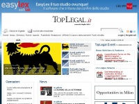 toplegal.it mercato agcm antitrust