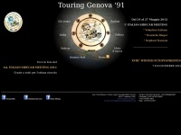 Touring Genova '91 - Home page