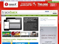 Trackback | web e dintorni informatici
