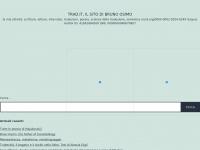 trad.it, il sito di Bruno Osimo | la mia attività: scritture, letture, interviste, traduzioni, poesia, scienza della traduzione, semiotica