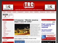 TRCgiornale.it - Home
