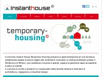 Instant House - Edizione 2012 - Temporary Housing