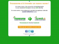 Trovanome.it - Creare Siti Web e Registrare Domini Internet | Euweb.it