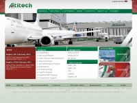 Atitech - MRO, Aircraft Repair, Support and Facilities