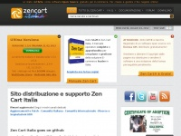 zen-cart.it commerce ecommerce negozio