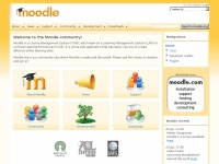 moodle.org management source open